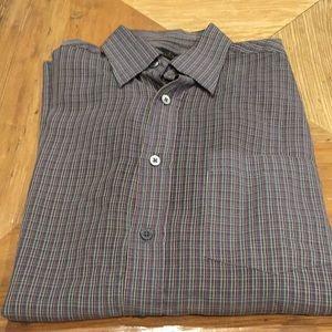 Men's Bugatchi Front Pocket Shirt